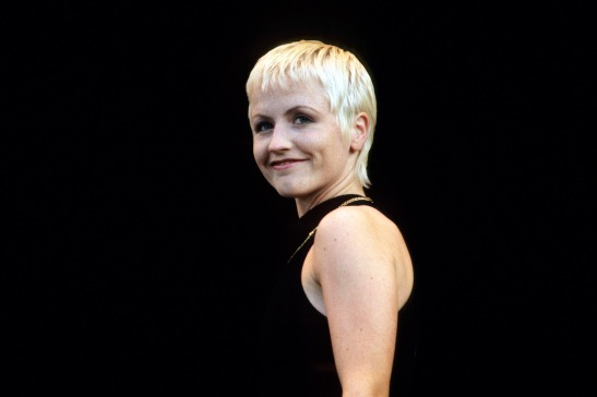 Photo of Dolores O'RIORDAN and CRANBERRIES